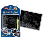 Scratch Art. Nosorożec